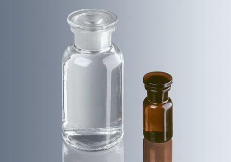 Porüveg, fehér, raktári, b.cs.d.,   100 ml