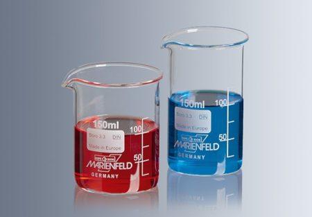 Főzőpohár, alacsony,   250 ml
