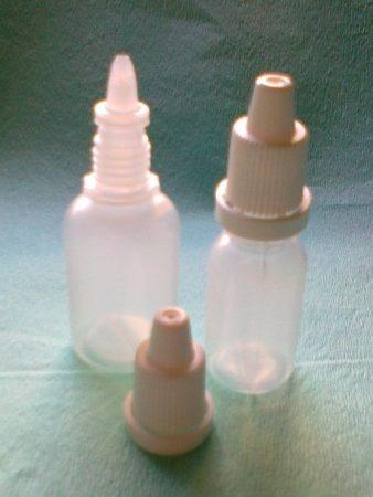 Szemcseppentő flakon, 10 ml