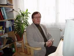 Szegedi Lajos ügyvezető igazgató